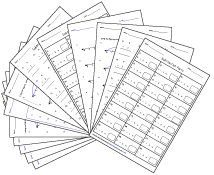 math worksheet : second grade math worksheets : Second Grade Math Worksheet