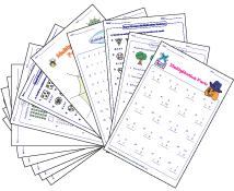 math worksheet : third grade math worksheets : Expanded Algorithm Multiplication Worksheets