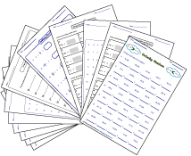 math worksheet : fourth grade math worksheets : Decimal Patterns Worksheet