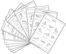 Printables 6th Grade Worksheets sixth grade math worksheets geometry worksheets