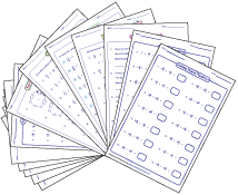 Worksheets Math Worksheet 7th Grade 7th grade math worksheets seventh integer fraction and decimal worksheets