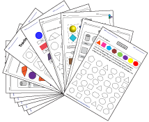 math worksheet : kindergarten math worksheets : Identifying Shapes Worksheets Kindergarten