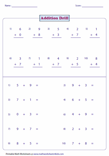 math worksheet : single digit addition worksheets : Addition Mystery Picture Worksheets