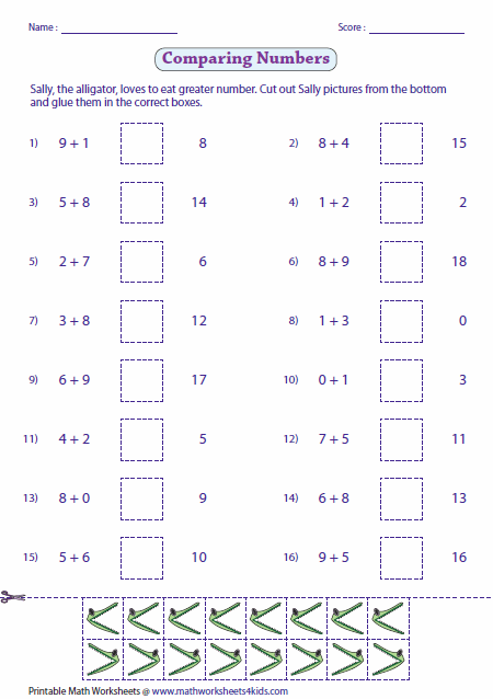 math worksheet : single digit addition worksheets : Addition Equations Worksheets