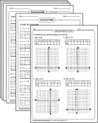 Function Worksheets