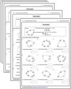 Mathworksheets4kids Sum Of Interior Angles Answers Level 2 Math Mrs Lanctot S