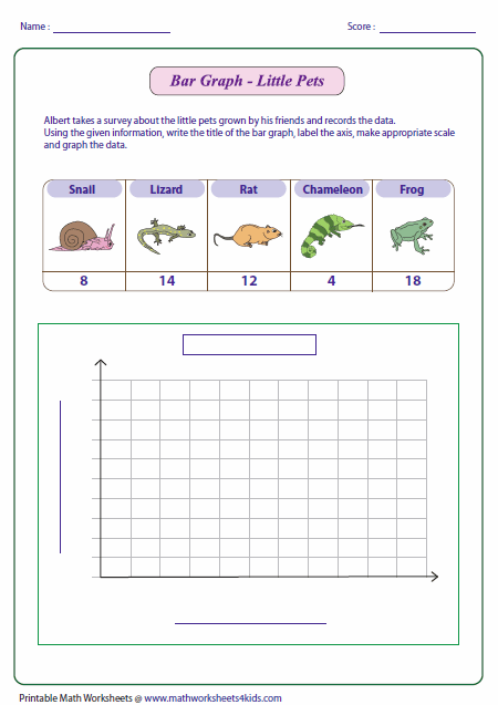 Graph Worksheets