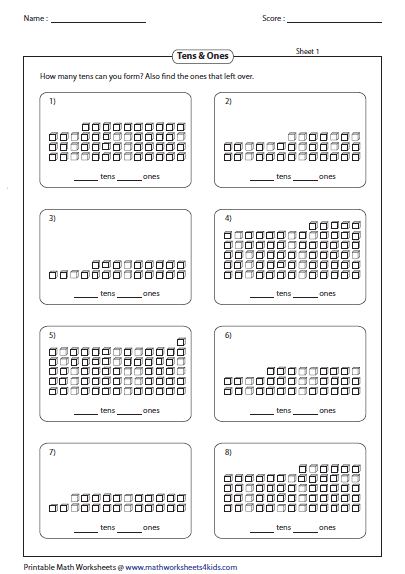 math worksheet : base ten blocks worksheets : Base Ten Blocks Addition Worksheets