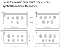 Comparing Australian Money | Coins