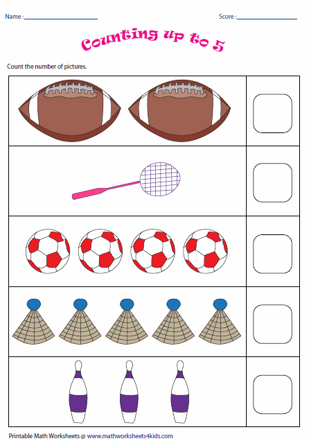 Printables Counting Practice Worksheets counting worksheets