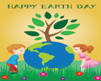 Earth Day | Card
