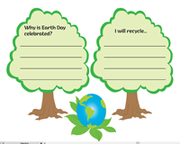 Earth Day | Writing Prompt