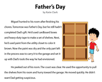 Father's Day - Reading Comprehension