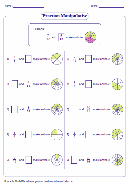 math worksheet : adding fractions worksheets : Adding Fractions Worksheets With Answers
