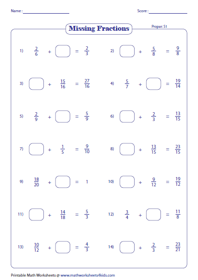 math worksheet : adding fractions worksheets : Fraction Addition And Subtraction Worksheets