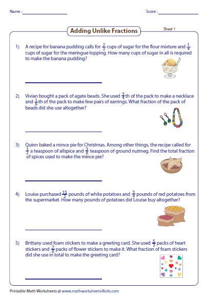math worksheet : fraction word problems worksheets : Fraction Word Problem Worksheet