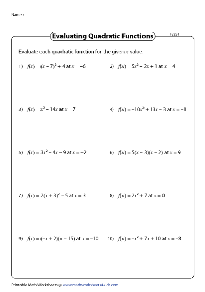 Solving And Graphing Inequalities Worksheet Answer Key Es1 ...