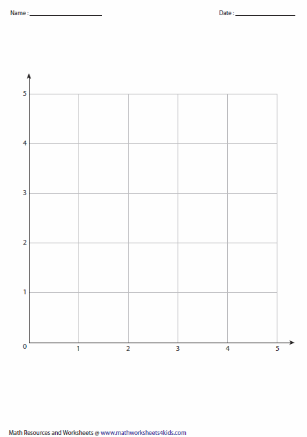 Printable Graph Papers and Grids – Graph Paper with Axis