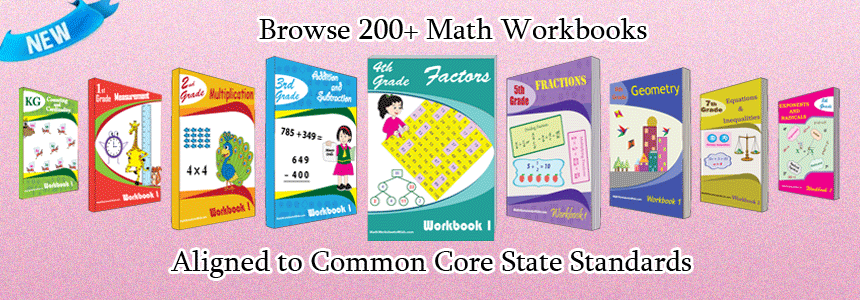 Browse through k-8 Workbooks