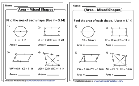Worksheets for Kids | Free Printables for K-12