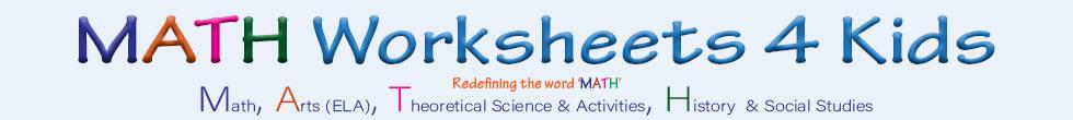 Worksheets for Kids | Free Printables for K-12