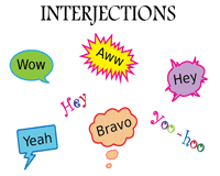 Interjection Charts