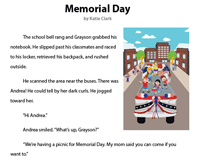 Memorial Day - Reading Comprehension