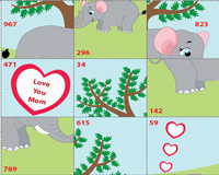 Mother's Day - Picture Puzzle