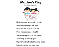 Mother's Day - Poem