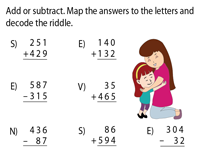 Mother's Day - Decode Riddle