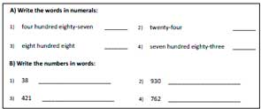 math worksheet : number names worksheets : Writing Decimals In Word Form Worksheet
