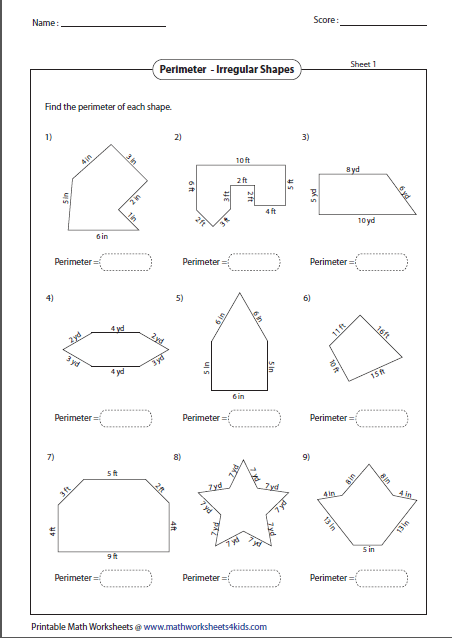 Geometry Worksheets   Area and Perimeter Worksheets likewise Area   Perimeter Worksheets   Free    monCoreSheets besides Area and perimeter worksheets  rectangles and squares together with  also Angles and Alge by steele1989   Teaching Resources   Tes likewise  additionally Area   Perimeter Worksheets   Free    monCoreSheets as well Same area but different perimeter and vice versa worksheet  Year 6 in addition Perimeter Worksheets furthermore Perimeter Worksheets together with 2D Shapes  Lines and Patterns   Worksheet Pack by Pink Tulip as well  together with Area and perimeter worksheets  rectangles and squares in addition  furthermore May 1  2018 – fashionnewstips club together with NCERT Solutions for Cl 6 Maths Chapter 10 Mensuration. on perimeter of a rectangle worksheet