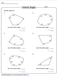 Angle In A Polygon Math Sum Of Interior Angles Of Polygons Worksheet in addition Interior and Exterior Angles of Polygons by clairelogan100 together with Interior And Exterior Angles Of Regular Polygons Worksheet additionally Interior Angles  Exterior Angles and the Sum   Polygon Worksheets additionally Exterior   Remote Interior Angles by Kevin Wilda   TpT additionally  besides sum of interior angles worksheet – vishalcargopackersmover together with  moreover Geometry Worksheets   Triangle Worksheets additionally  together with  furthermore Chic Missing Angles Worksheet Ks3 Tes for Interior Angles Of A additionally Angles Formed by a Transversal Worksheets also Photo 1 Of Exceptional Interior Angles A Triangle Worksheet also  furthermore Worksheet Triangle Sum and Exterior Angle theorem Answer Key Awesome. on exterior and interior angles worksheet