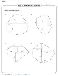 Area Of Irregular Polygons Worksheets Shapes 2 D Worksheet Preview together with Irregular Polygon Area Math Finding The Area Of Irregular Polygons further Area and Perimeter Of Irregular Shapes Worksheet   Siteraven further Area of irregular shapes worksheet additionally Perimeter and Area of Irregular Figures homework 16 5 Worksheet for likewise  as well 41 Area Of Irregular Figures Worksheet Kuta  Area Worksheets  Free additionally Area of Polygons Worksheets furthermore Finding the Area of Irregular Figures   National Council of Teachers moreover Area Of Irregular Shapes Worksheet   Homedressage as well Area Of Irregular Shapes Geometry Lesson A Worksheet Worksheets 6th as well Areas Of Irregular Figures Area Shapes Free Surface Worksheets 6th further This worksheet has eight irregular figure problems  The area of each moreover Irregular Shape Area Calculator Math Estimating Area Irregular moreover 53 Areas Of Irregular Figures Worksheet 11 4  13 Area Of Irregular further Pin by Melany Rivera on Math   Perimeter worksheets  Geometry. on area of irregular figures worksheet