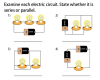 Series or parallel circuit