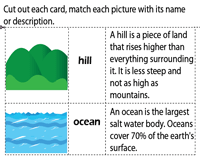 Memory Game | Activity Cards