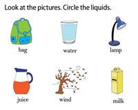 States of Matter Worksheets | Solid, Liquid and Gas