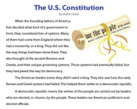 U.S. Constitution | Reading Comprehension