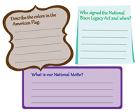 American National Symbols | Quiz