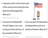 U.S. Symbols and Monuments | What am I?