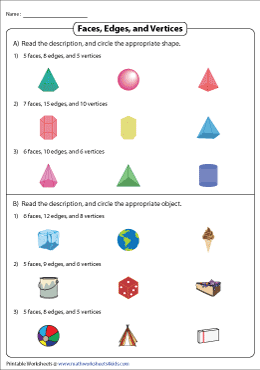 Identify the 3D Shape from its Properties
