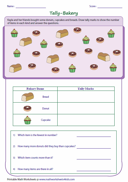 Printable Multiplication Worksheets 4th Grade Math