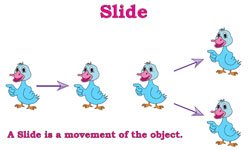Slide, Flip and Turn Worksheets