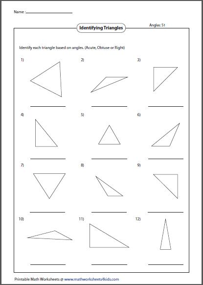 free worksheets isosceles triangle worksheet free math worksheets for kidergarten and. Black Bedroom Furniture Sets. Home Design Ideas