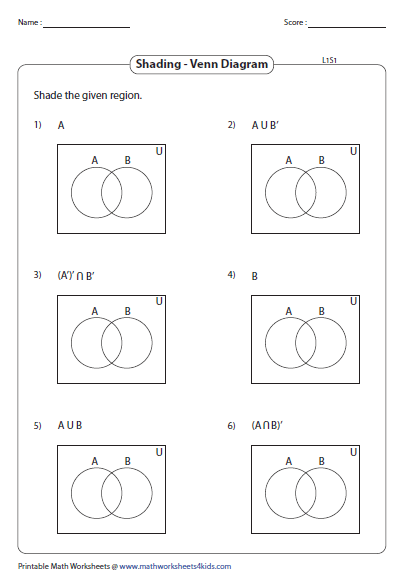 ven diagram homework help