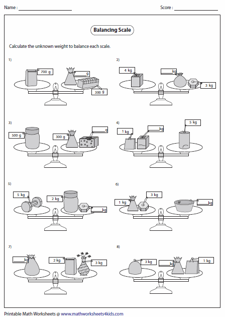 Scales Worksheet Ks1 images