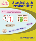 Statistics and Probability for Grade 8
