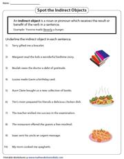 4th Grade Language Arts Worksheets